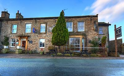 Wheatsheaf Inn, Carperby, Yorkshire Dales