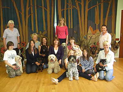 Two Dog Obedience Clubs without Treats, Toys or Clickers ...